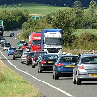 Motorists 'can expect better roads'