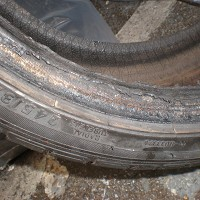 Illegal tyre seller found guilty