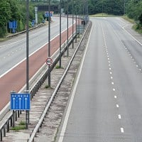 M4 section closed until next week