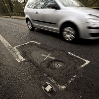 Fund to blitz potholes announced