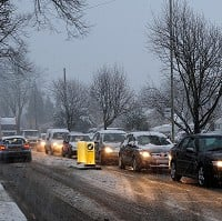 Drivers fail to make winter checks