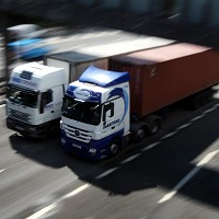 Surge in foreign lorry crashes