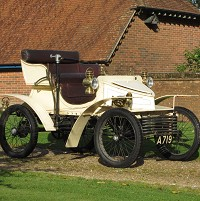 1903 car could sell for £80,000