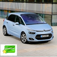 C4 Picasso named Best MPV at Awards
