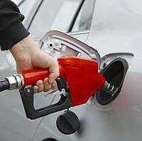 Average petrol prices fell by 4p in December