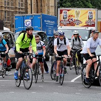 London trials cycle-friendly traffic lights