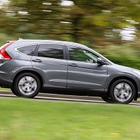 Honda CR-V is named 4x4 of the year