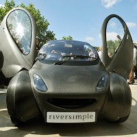 New Riversimple hydrogen car to be unveiled