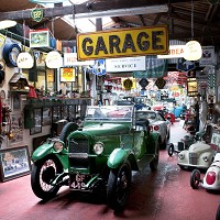 Classic cars sell for £700,000