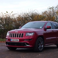 New Jeep Cherokee slims into spring