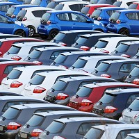 New car market sees another rise