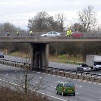Over 2,000 road bridges deemed 'inadequate'