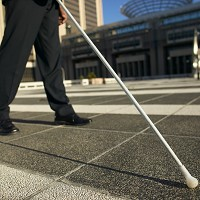 Blind people 'need safer streets'