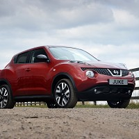 Nissan Juke N-Tec features latest technology