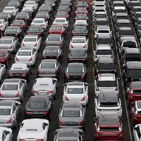 New car sales surge again in March
