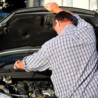 Car fixes 'a turn-off' for over-50s