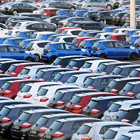 Car production figures down for May