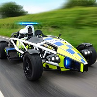 Police force unveils its mighty Atom