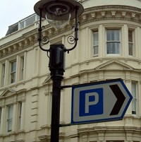 Drivers fear of parking phobias