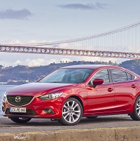 Mazda's 6 of the best for safety