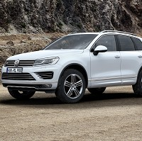 Volkswagen lifts lid on new Touareg