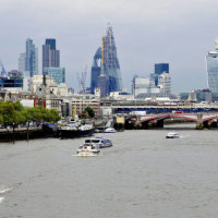 Flying water taxi hope for Thames