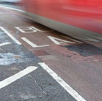 Truro bus lane closed after 21 days