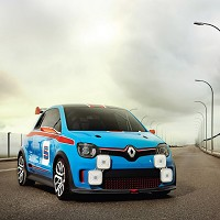 Renault shows Twin'Run car concept