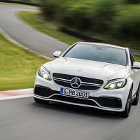 Spring launch for new Mercedes C 63