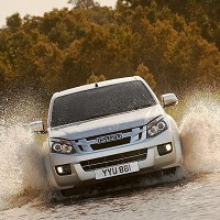 Isuzu to launch new D-Max pick-up