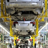 UK car production slows in May