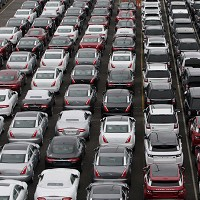 Car production boom in October
