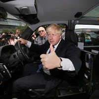 Boris marks big day for The Knowledge