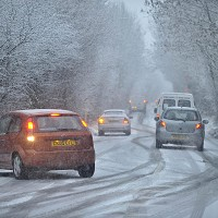 Britain braced for wintry showers