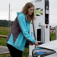 Electric Highway to go the length of UK