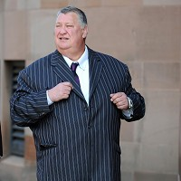 Ex police boss faces second charge