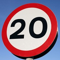 City unveils 20mph road scheme