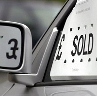 Private buyers drive car sales rise