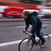 More people wary of road cycling