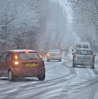 ABC tips for winter weather driving