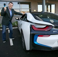 Dragon Duncan invests in BMW hybrid