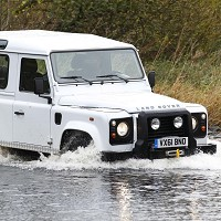 4x4 owners urged to be vigilant