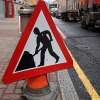Project to repair M53 junction