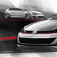 VW unveils supercar-rivalling Golf