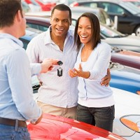 New car sales up for the 14th month