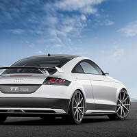 Audi unveils powerful TT concept