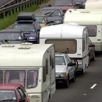 Caravan towers urged to stay safe