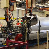 Vauxhall plants create 550 new jobs