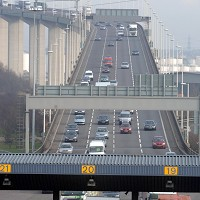 Dartford toll charge to increase