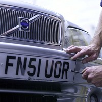 13 number plates unlucky for some